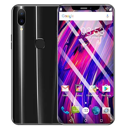 TriLance X21 LIU Haiping Farbverlauf Smartphone Acht Kerne 6,2 Zoll Dual-HD-Kamera Smartphone Android 16 GB Dual SIM Handy