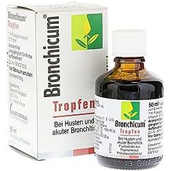Bronchicum Tropfen, 50 ml