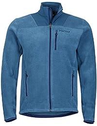 Marmot Bryson Fleece Jacket Men Denim 2017 Funktionsjacke