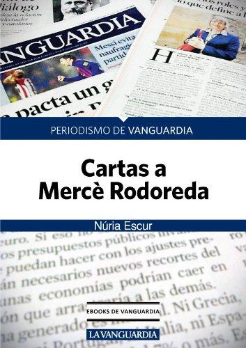 Cartas a Mercè Rodoreda eBook: Núria Escur: Amazon.es: Tienda Kindle