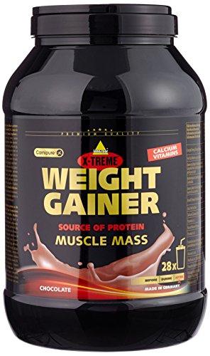 Extreme Weight Gainer (Inkospor X-Treme Weight Gainer, Schokolade, 2800g Dose)