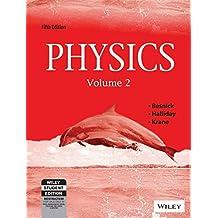 Physics, Vol 2, 5ed