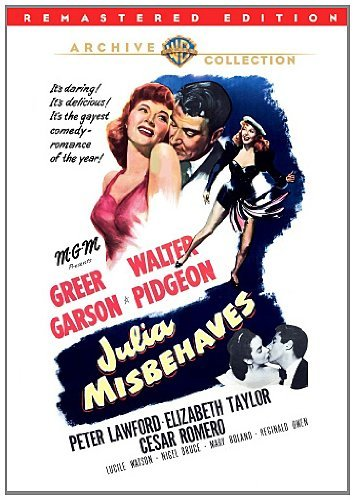 Julia Misbehaves by Greer Garson