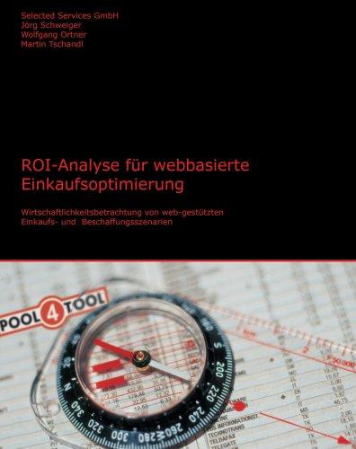 ROI-Analyse für webbasierte Einkaufsoptimierung
