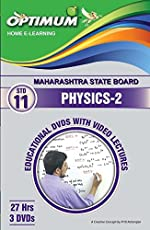 Optimum Educational DVDs HD Quality For Std 11 MH BOARD Physics Part 2