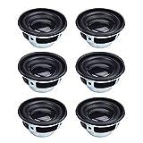 HSEAMALL 3,8 cm 4OHM 3 W Full Range Audio Altoparlante Stereo Altoparlante woofer per Arduino