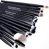 WANGSAURA® Pro Cosmetic Makeup 20pcs Brushes Set Powder Foundation Eye shadow Eyeliner Lip Brush Tool Bild 1