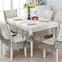 Amazon.es: fundas sillas comedor - Manteles / Textiles de cocina ...