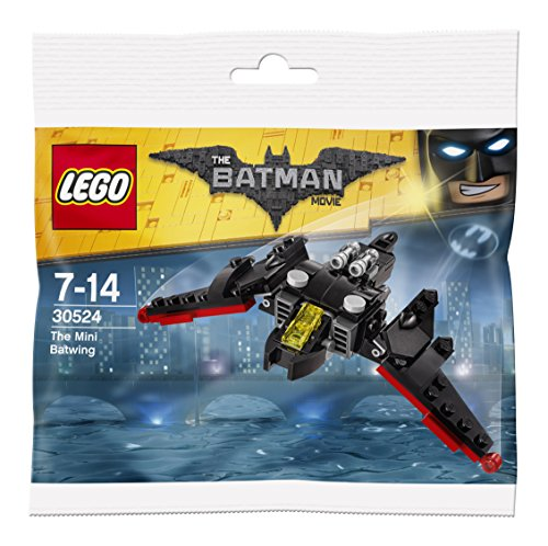 LEGO The Mini Batwing - The LEGO Batman Movie Building Toy