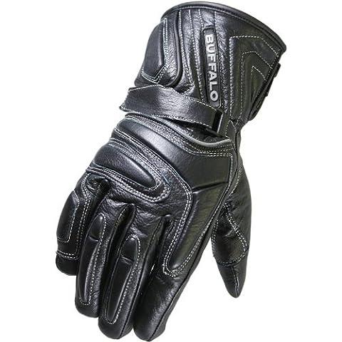 Buffalo Arctic Motorcycle Gloves L Black