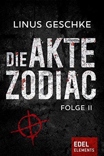 Buchseite und Rezensionen zu 'Die Akte Zodiac 2' von Linus Geschke