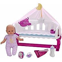 Nenuco de Famosa Cunita Duerme Conmigo con Baby Monitor, (700014485)