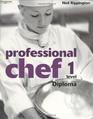 Professional Chef: Diploma Level 1