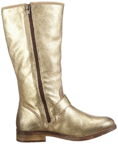 s.Oliver Casual 5-5-26520-31, Damen Stiefel Gold (GOLD 940)