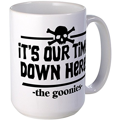 CafePress It's Our Time Down Here Mug - 2 Colours