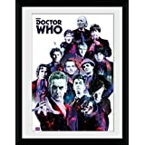 GB eye 16 x 12-Inch Doctor Who, Cosmos Framed Photograph by GB Eye Limited