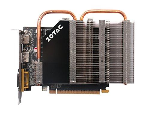 Zotac ZT-70707-20M NVIDIA GeForce GTX 750 1GB - Tarjeta gráfica (Pasi