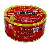 Connetable Weißer Thunfisch Veritable Germon Olivenöl vierge ex Füllm160gATG104g