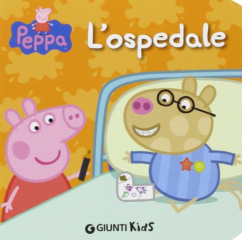 L'ospedale. Peppa Pig
