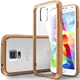 Best GALAXY T Mobile Phones - Caseology Funda Galaxy S5, [Serie Clear Back Bumper] Review