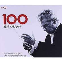 Karajan : Ses 100 Chefs-D'oeuvre (Coffret 6 CD)