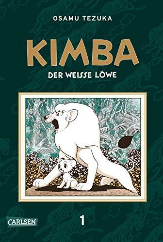 Kimba, der weiße Löwe, Band 1 (Kimba, der weiße Löwe (Hardcover-Ausgabe), Band 1)