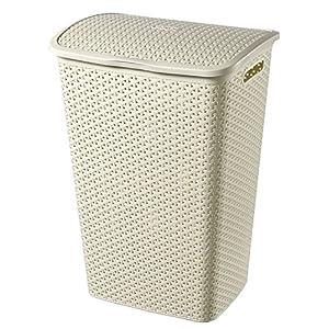 Wäschekorb Vintage wäschekorb weiß curver dein haushalts shop