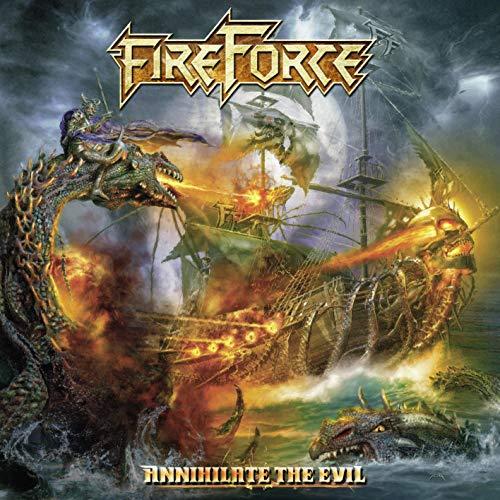 Fireforce: Annihilate The Evil (Audio CD)
