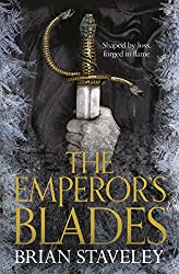The Emperor's Blades (Chronicles of the Unhewn) by Brian Staveley (9-Oct-2014) Paperback