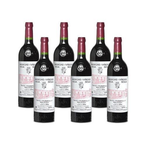 Vega Sicilia Valbuena 5º - Vino Tinto - 6 Botellas