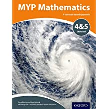 Myp Mathematics: A Concept-Based Approach (Ib Myp)