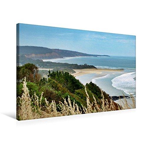 Premium Textil-Leinwand 75 cm x 50 cm quer, Port Campbell National Park | Wandbild, Bild auf Keilrahmen, Fertigbild auf echter Leinwand, Leinwanddruck (CALVENDO Natur)