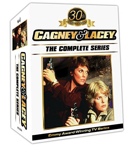 Cagney & Lacey: Complete Series Collection [DVD] [1981] [Region 1] [US Import] [NTSC]