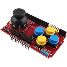 Haljia tastiera joystick Shield expansion Eoard Game joystick simulazione tastiera e mouse Funzione per Arduino NRF24L015110LCD I2C IIC