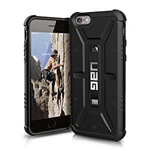 Protection UAG Pour iPhone 6 / iPhone 6S, Composite Poids Plume [NOIR], Conforme Aux Tests Militaires De Protection Du Téléphone En Cas De Chute