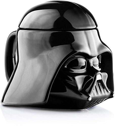 Star Wars 21294 - Darth Vader 3D-Keramiktasse, 12 x 14 x 15 cm
