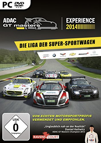 ADAC GT Masters Experience