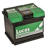 LC063 Lucas Autobatterie 12V 35Ah