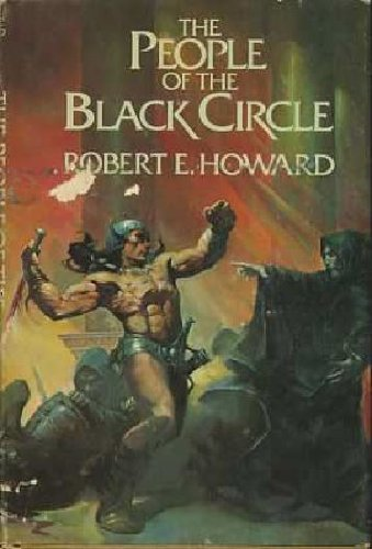 Conan: The people of the black circle