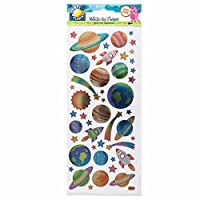 Craft Planet CPT 8181117 Stickers, Multi