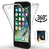 Coque iPhone 8 Plus/iPhone 7 Plus 5.5', [Touch 3.0 Version] [360 Degrés de...