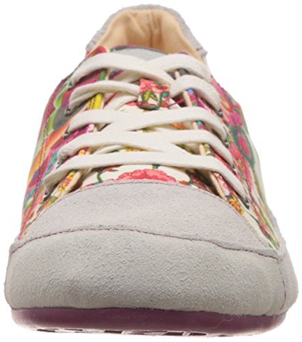 Desigual - Shoes Arco Iris, Sneaker basse Donna Rosso (Rot (3037))