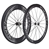 Best Carbon Wheels - VCYCLE Nopea Carbon Racing Road Bike Wheelset 700c Review