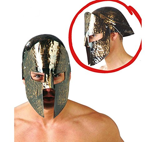 Kostüm Trojaner - Guirca Fiestas GUI18309 - Spartaner-Helm