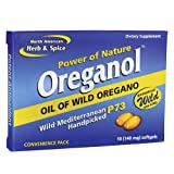North American Hemp Company Oreganol P73, Convenience Pack, 10 Count from NORTH AMERICAN HERB & SPICE