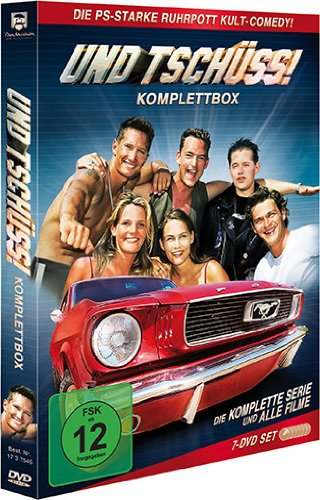 Die Komplettbox (7 DVDs)