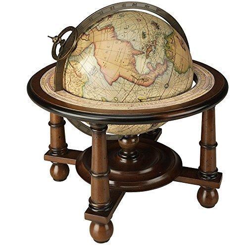 Modell eines Standglobus nach Gerhard Mercator um 1540, Navigator Globus