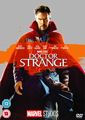 Picture of Marvel's Doctor Strange [DVD] [2016]