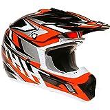 THH, modello Strike II, TX12# 20,casco per adulto, da enduro, per fuoristrada e motocross MX