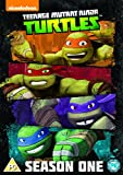 Teenage Mutant Ninja Turtles: Season One -  First Mutations [2012] [DVD]